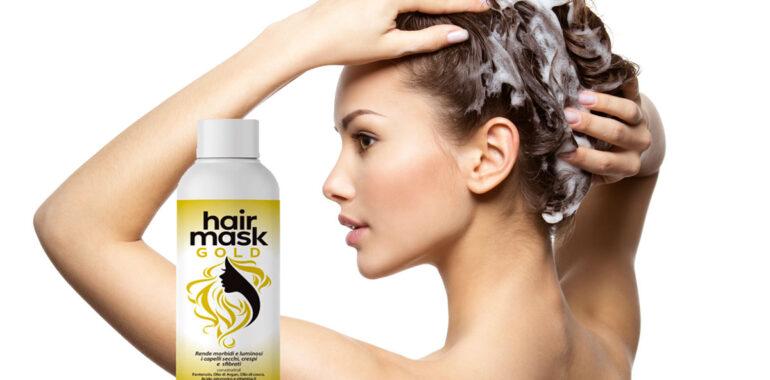 hair mask gold 2x1 offerta