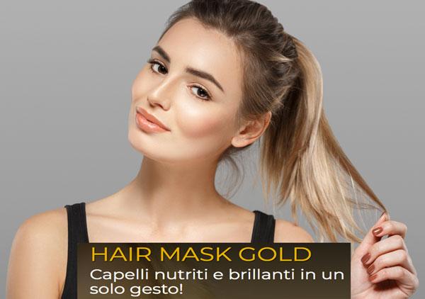 hair mask gold opinioni testimonianze