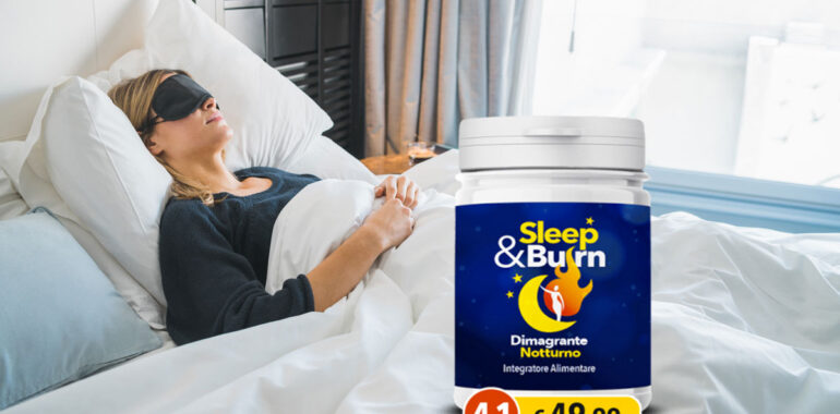 sleep e burn integratore dimagrante